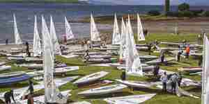 Largs Laser Nationals