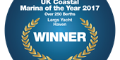 Largs Marina Of The Year Winner 2017 2