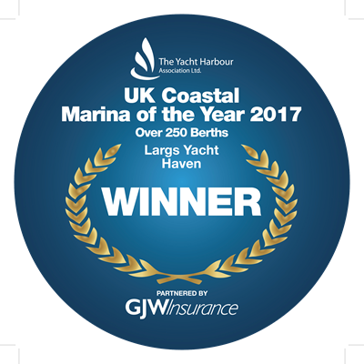 Marina of the Year Award 2017