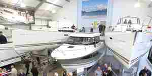 Largs Euroyachts Boat Sales