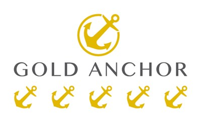 Five Gold Anchor Marina Award